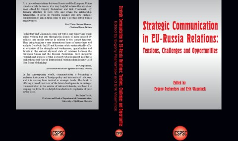 """Evgeny N. Pashentsev – """"Strategic Communication in EU-Russia Relations: Tensions, Challenges and Opportunities"""""""