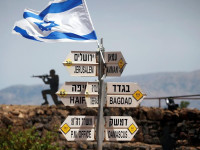 Geopolitics of Israel in the Middle East and in the world
